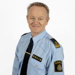 Mats Trulsson, Polisen